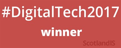 Digital Tech 2017 Winner
